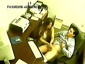 1 movies - Boss Hand Job Spycam