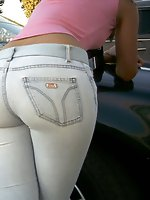 Upskirt pictures - Jeans Girls pics gallery